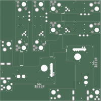 Original Xbox internal Wii2HDMI install Adapter set    Updated PCB Version 1.4