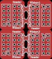 Remora MKS SKR adapters