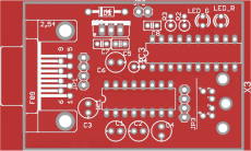 RS232 to PS/2 Converter