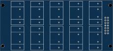 10 button board double