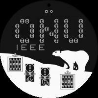 ONU IEEE Christmas Ornament