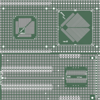 SMD Prototype PCB Rev B