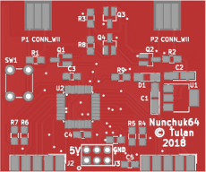 NunCuck Adapter Commodore C64