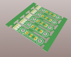 End Switch PCB