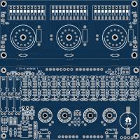 IV 3, IV 6 VFD display clock Shield for Arduino