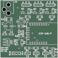 ESP8266 Garage Controller