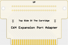 C64 Expansionsport Adapter