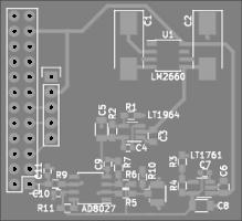 STM32 nucleo adc opamp
