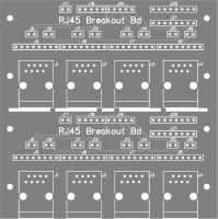RJ45 Breakout